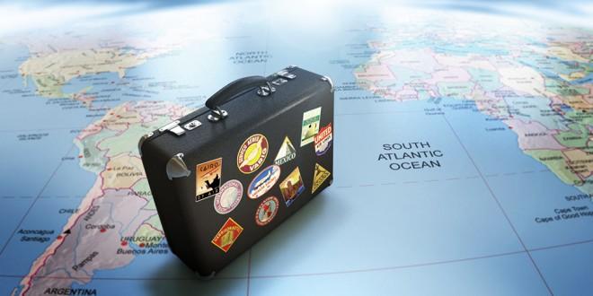 Bien s 39 quiper pour un voyage autour du monde l 39 essentiel for Decoration voyage autour du monde