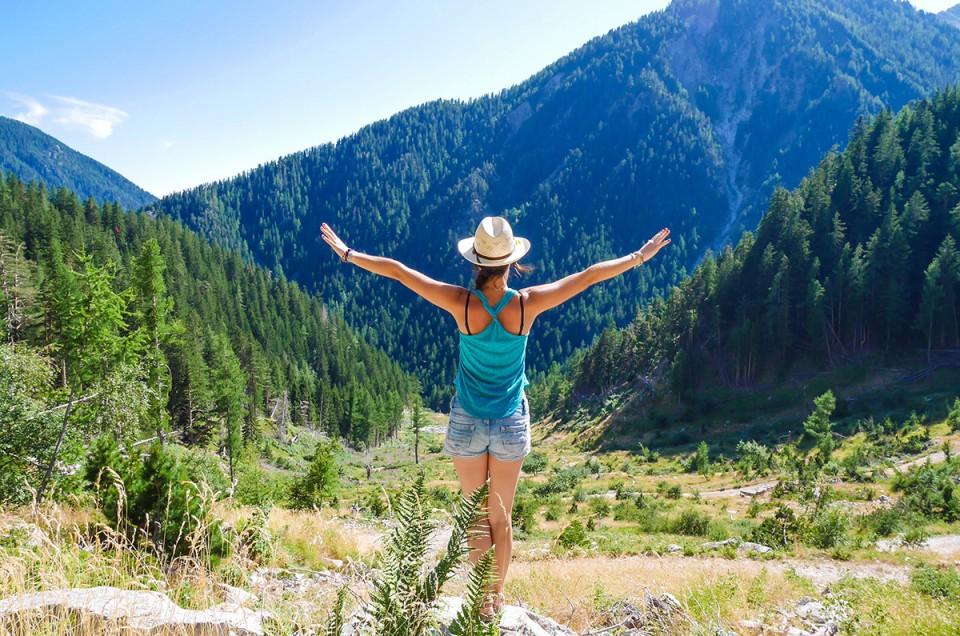 Une belle journée de randonnée dans le Parc National du Mercantour !