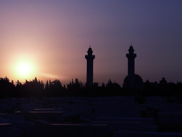 Mausolée de Bourguiba, Monastir -Tunsie