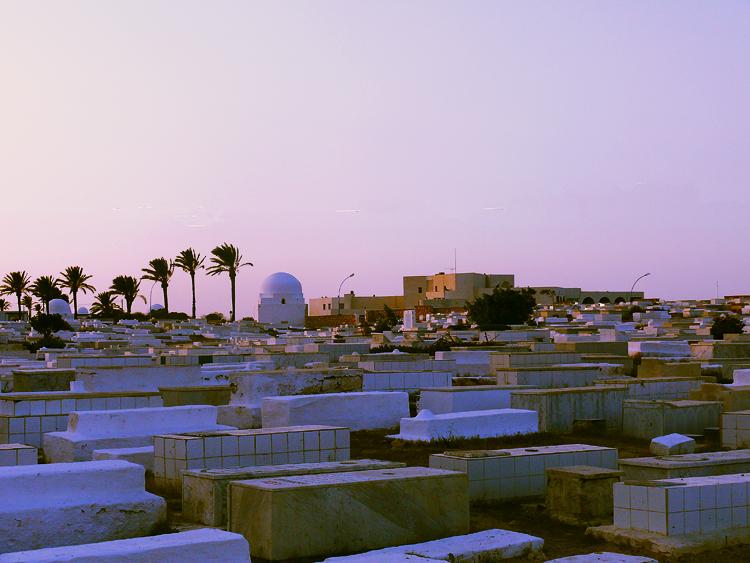 Cimetière Sidi El-Mézeri, Monastir - Tunisie