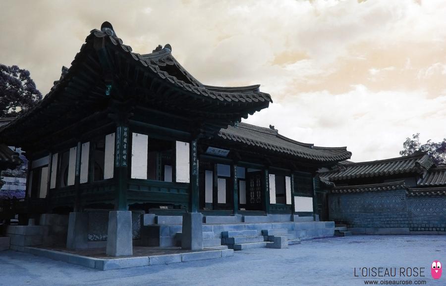 Séoul: le palais Changdeokgung et son jardin secret !