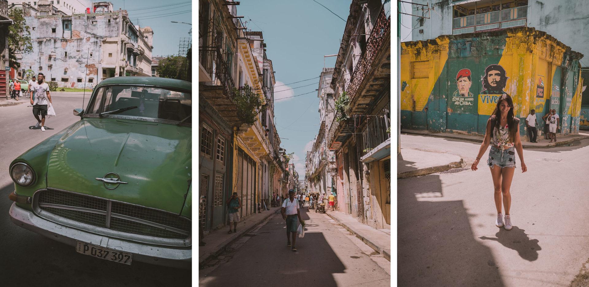 Cuba ruelles voyage