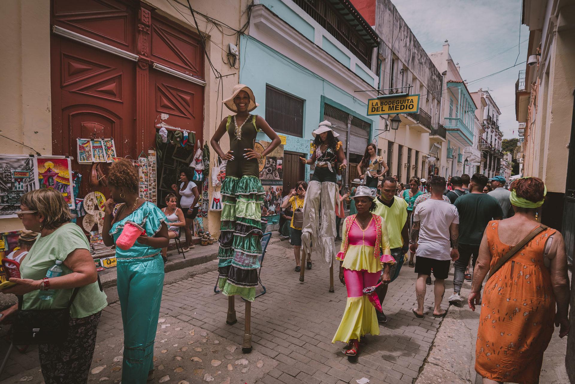 Ambiance de La Havane, voyage à Cuba