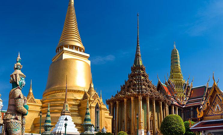Top 5 des lieux incontournables à Bangkok