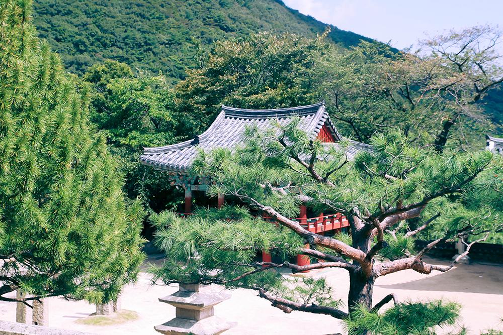 Temple Beomeossa