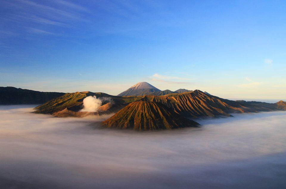 Découvrir le volcan Bromo – Gratuitement !