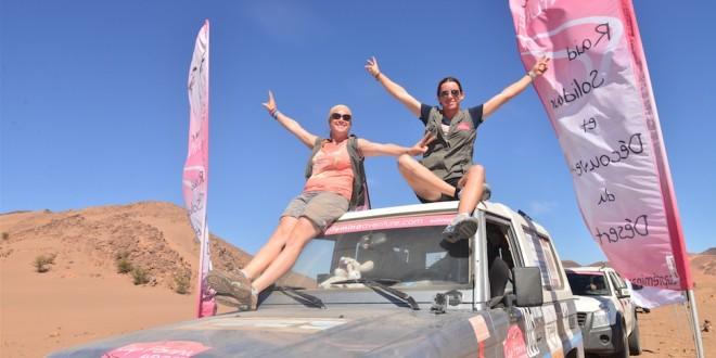 Un rallye au Maroc entre copines avec le Cap Femina aventure !