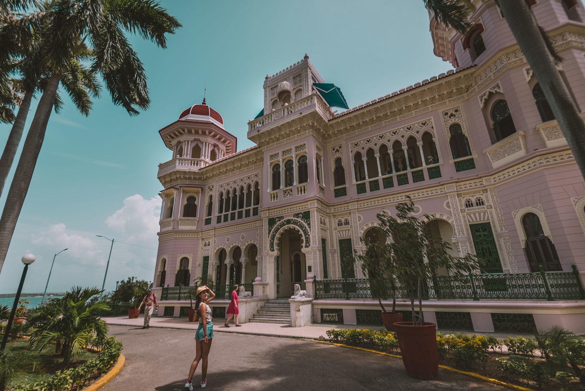 Ville de Cienfuegos à Cuba
