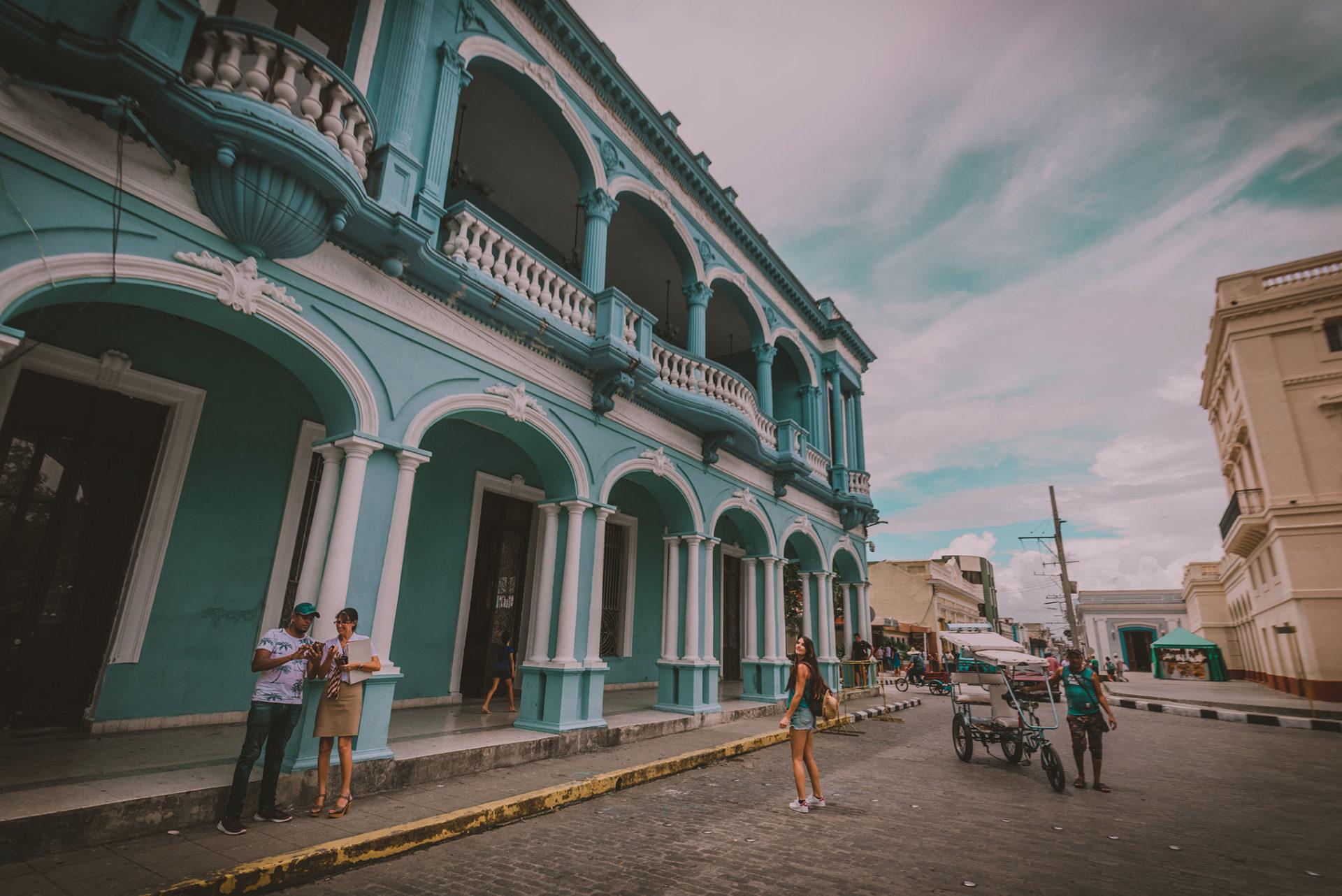 Ville de Santa Clara à Cuba