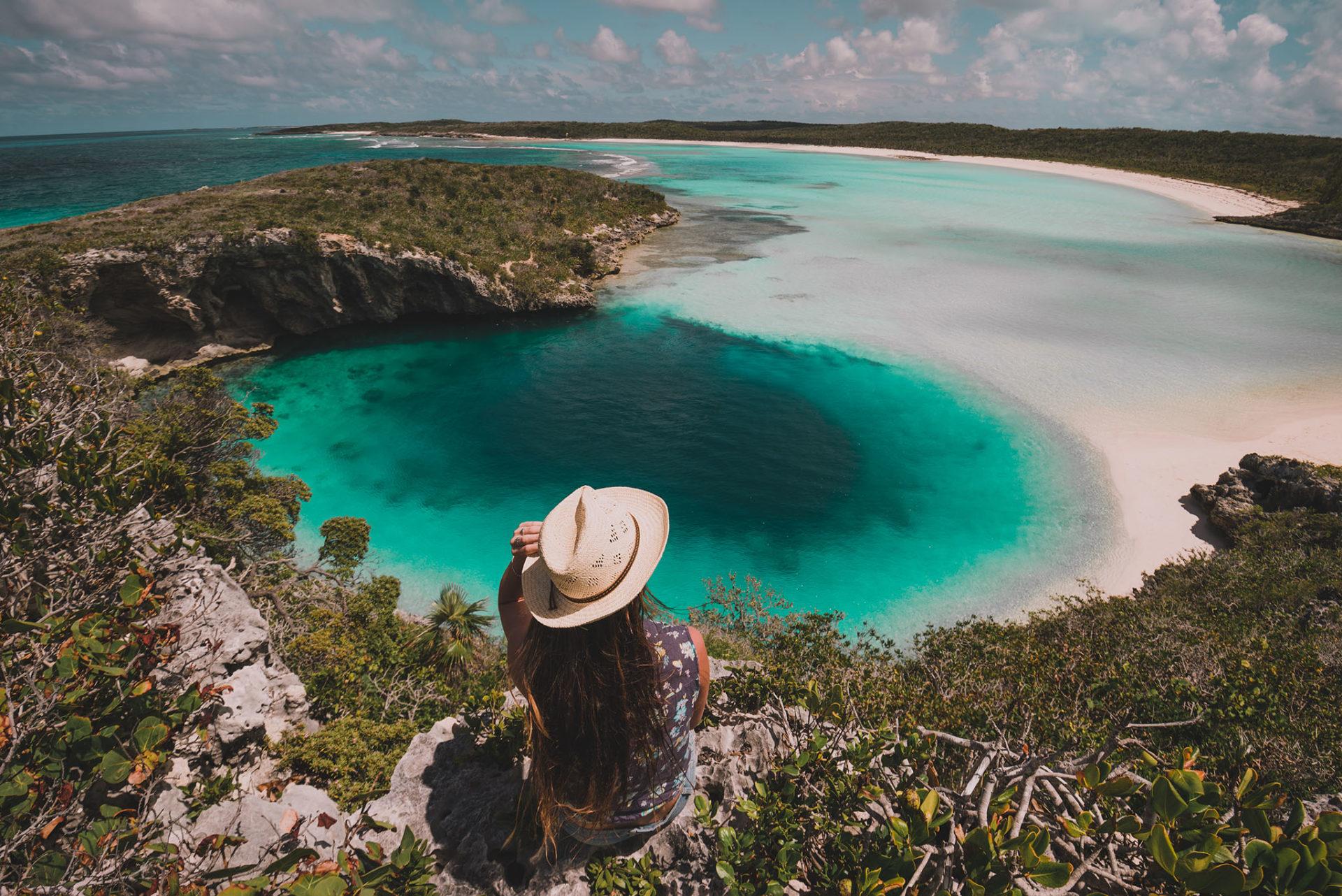 dean's blue hole long island