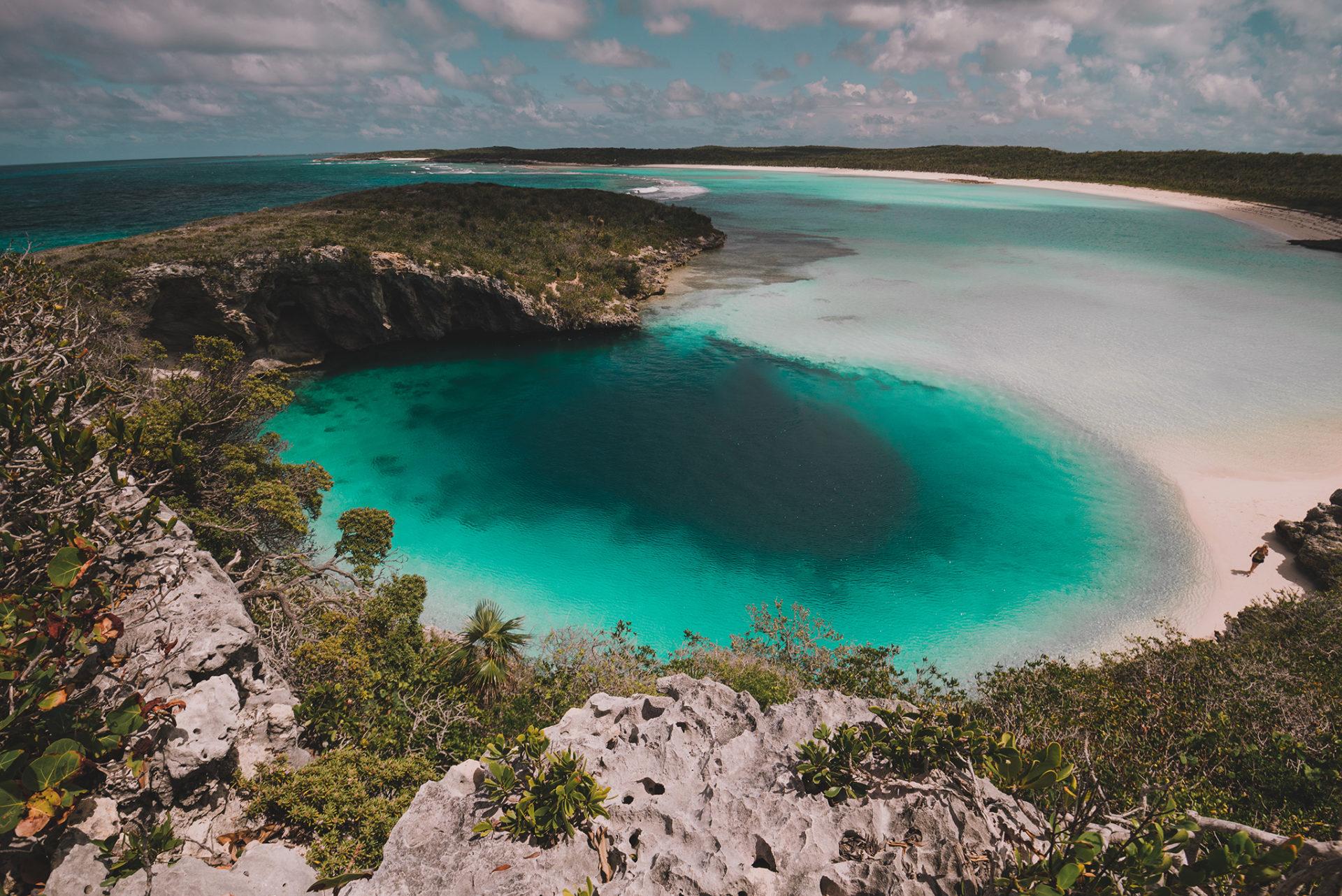 itinéraire aux Bahamas