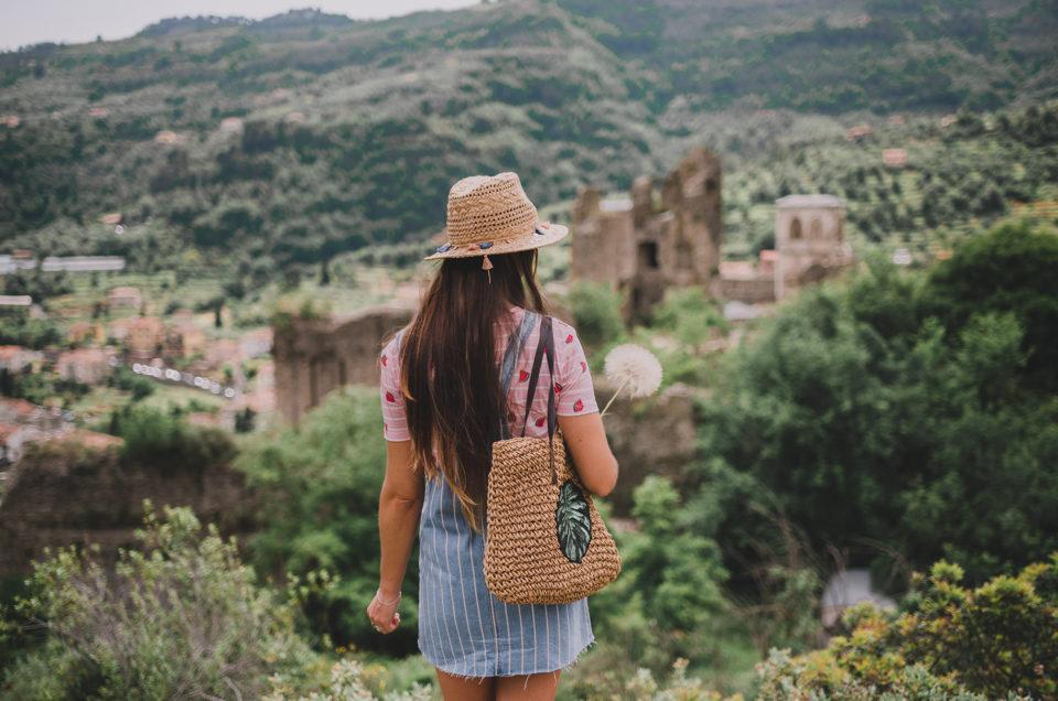 Escapade printanière au village médiéval Italien de Dolceacqua