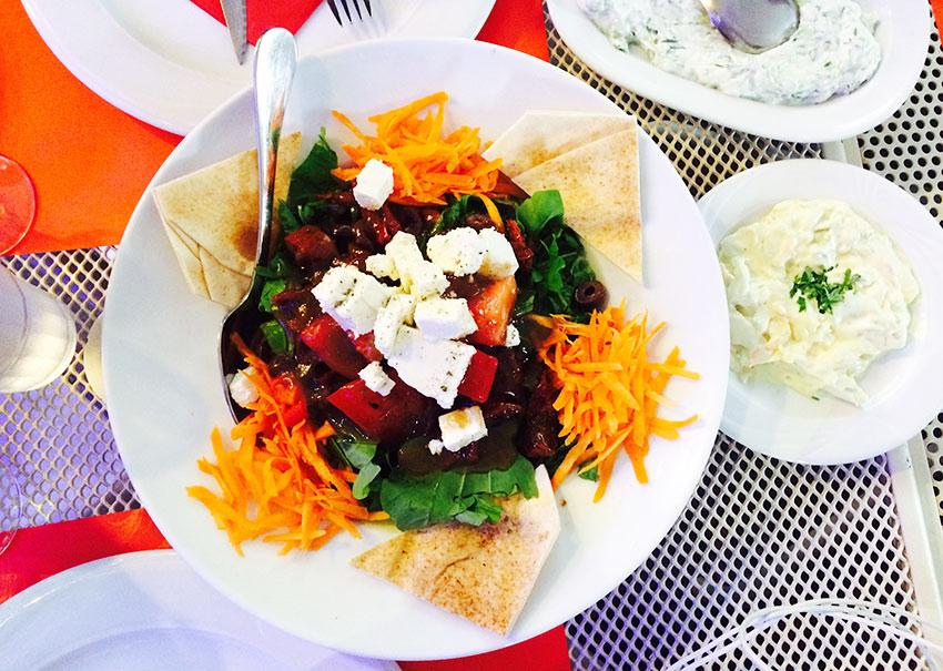 Gastronomie-grecque