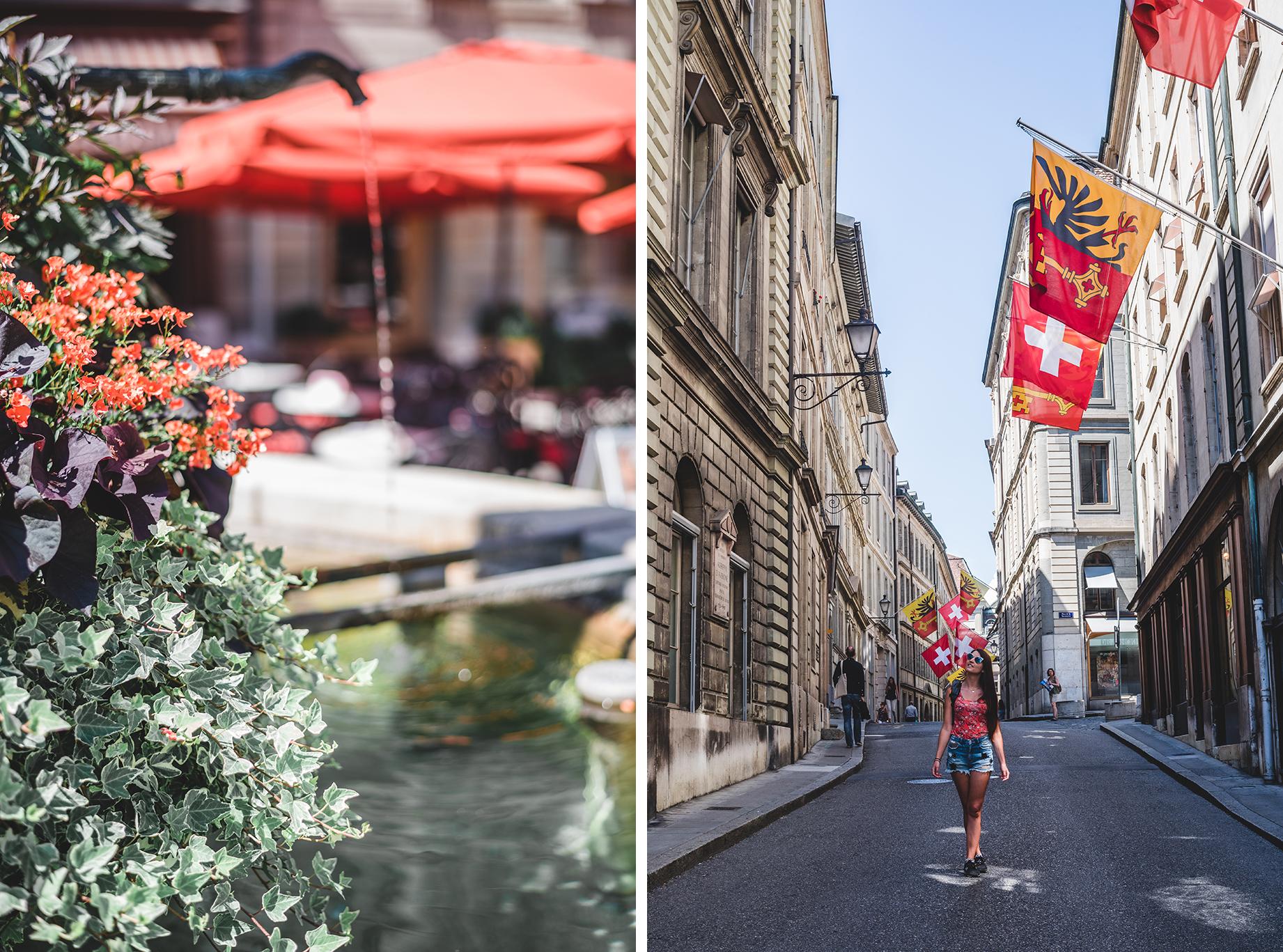 Que faire à Genève ? la vieille-ville