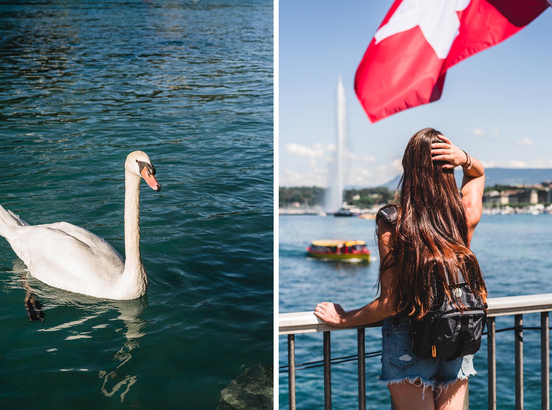 Visiter Genève et le lac Léman