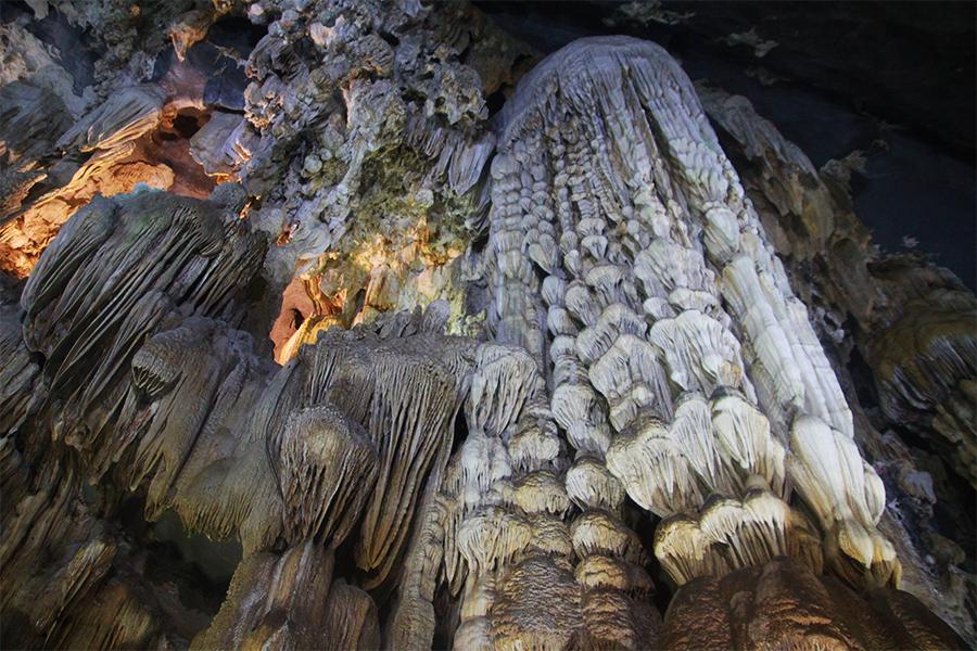 Les grottes du parc de Phong Nha-Ke Bang au Vietnam
