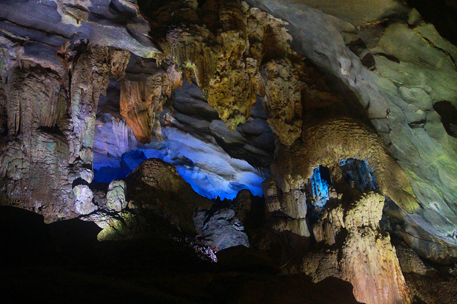 Grotte de Phang Nha
