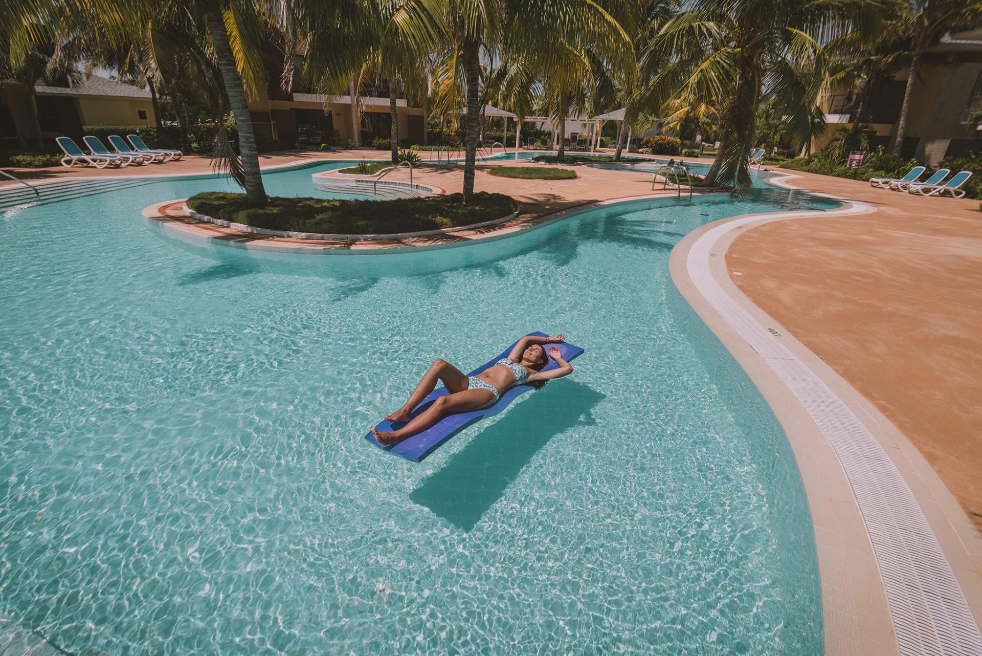 Hotel 5 étoiles à Cuba