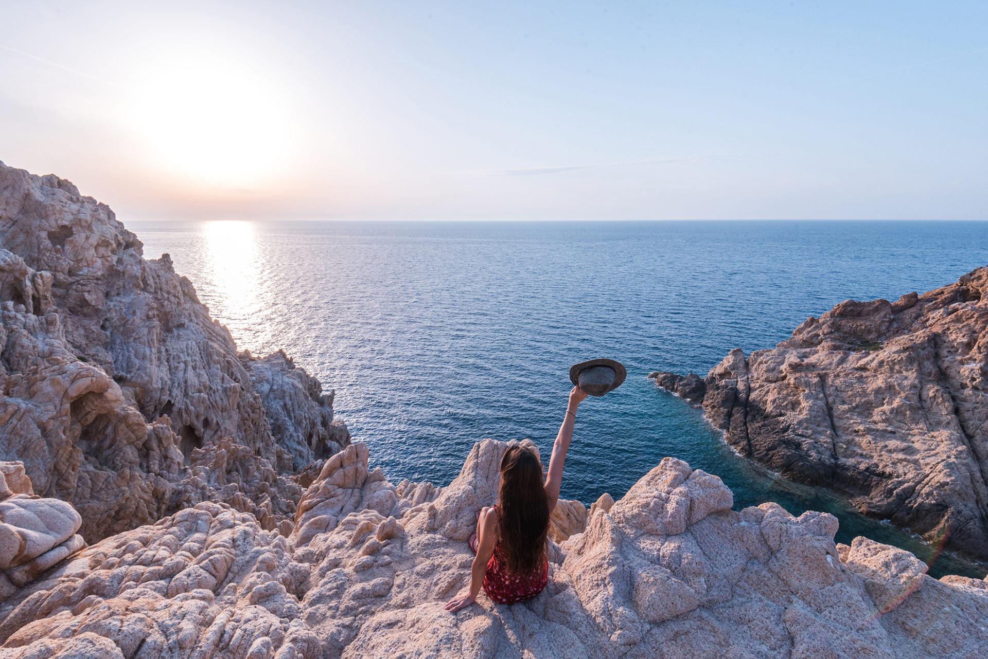 Ile rousse en corse pour des coucher de soleil fabuleux - Les plus beaux coucher de soleil sur la mer ...