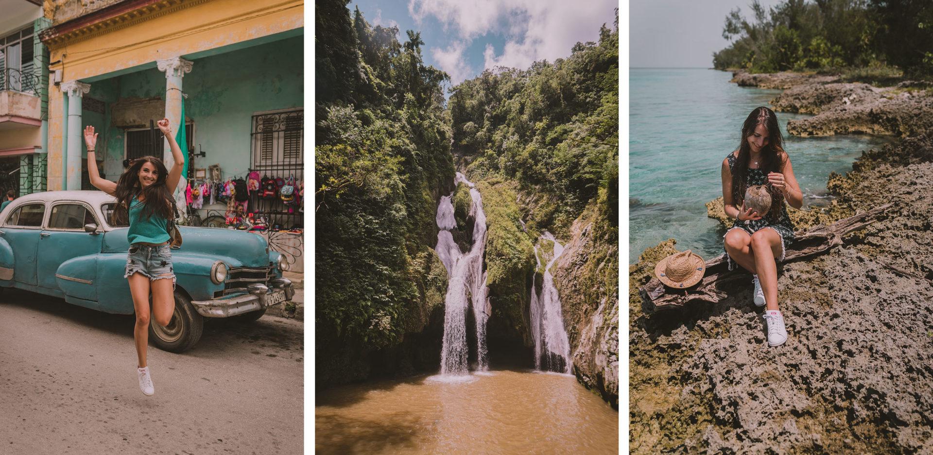 Cuba la nature, voyage