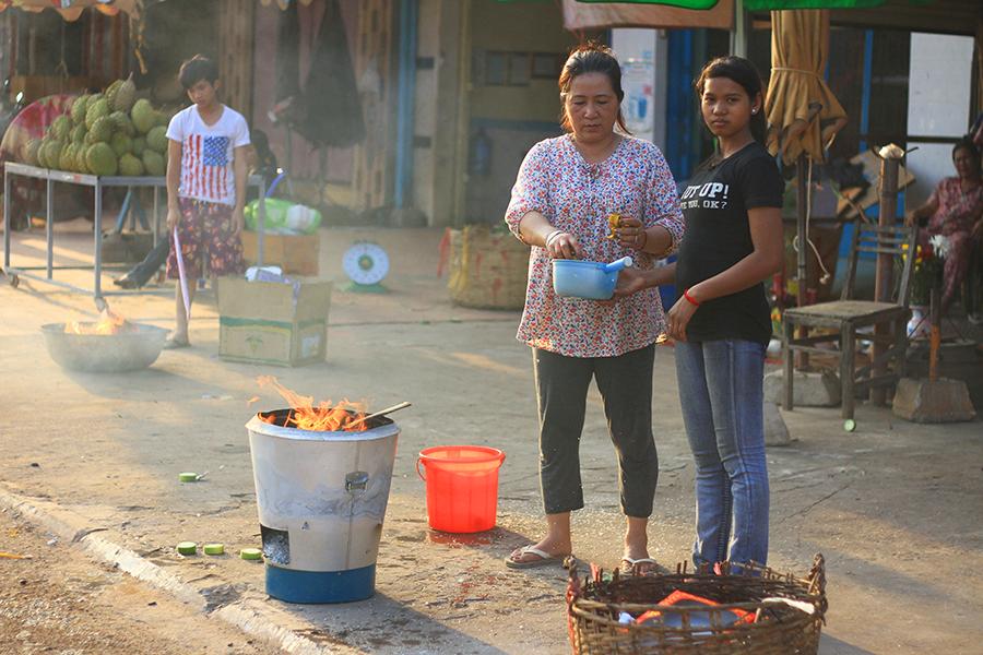Ville de Kampot