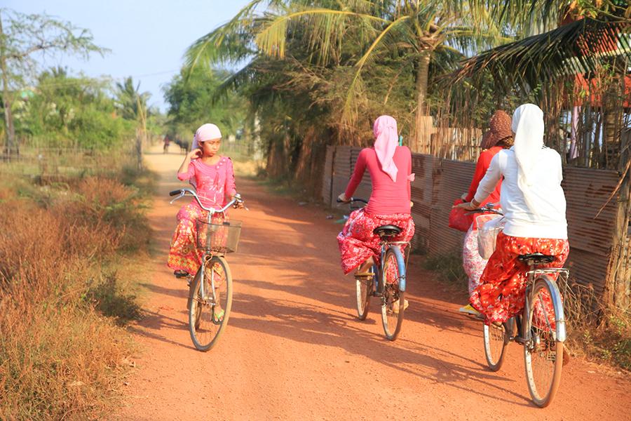 Kampot, son poivre et sa douceur de vivre…