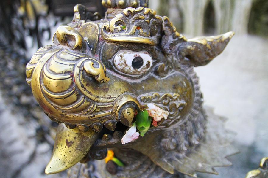 Stupa de Swayambhunath - Katmandou