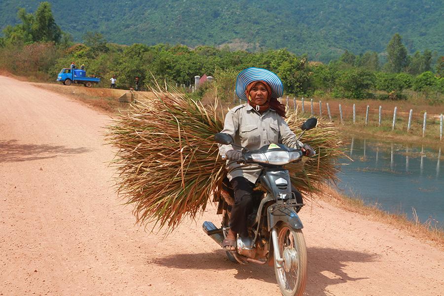 Détour par Kep et l'île au lapin au Cambodge