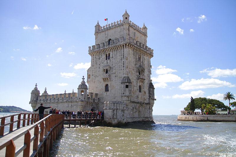 Lisbonne-Tour-Belem