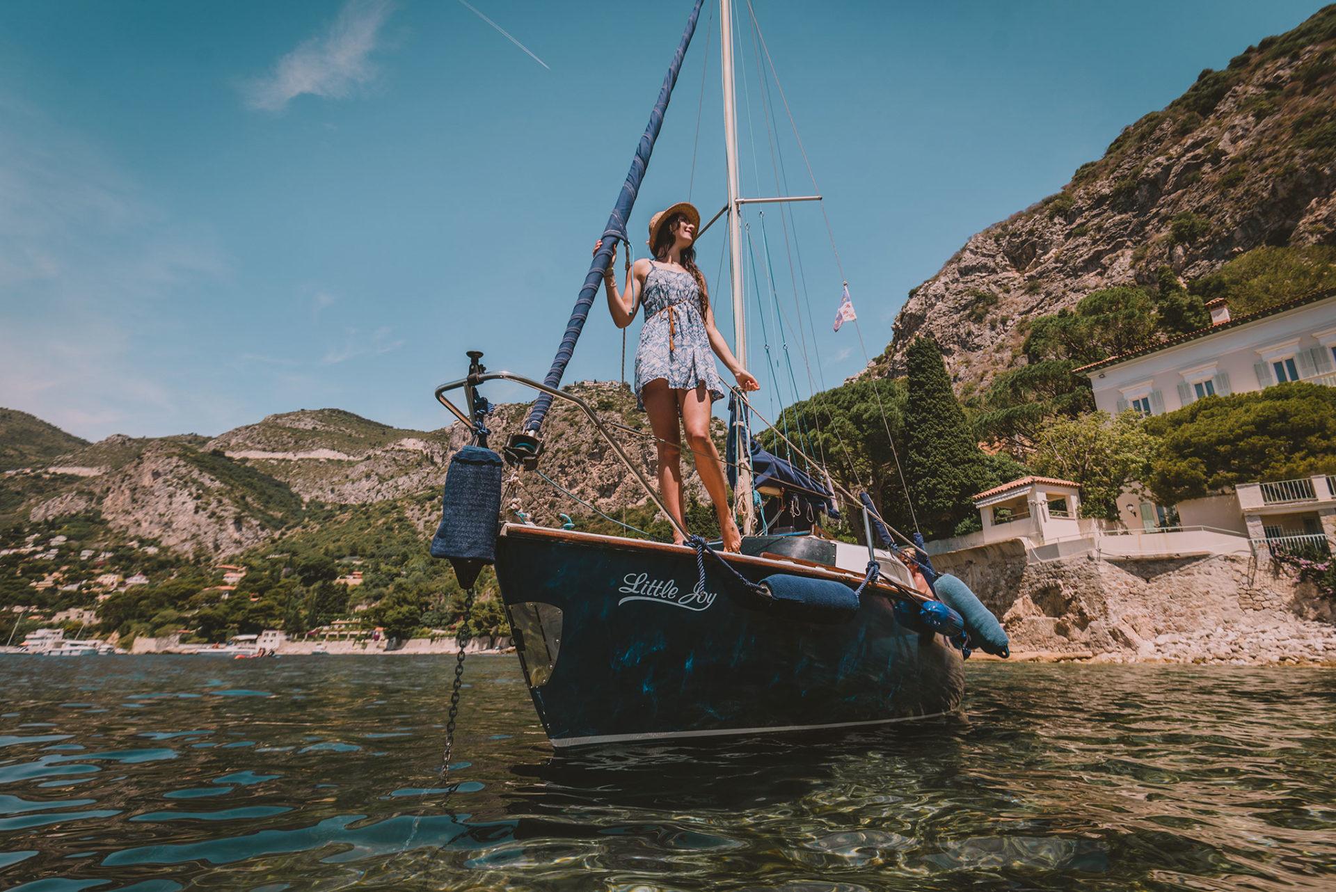 J'ai testé Click&Boat sur la Côte d'Azur
