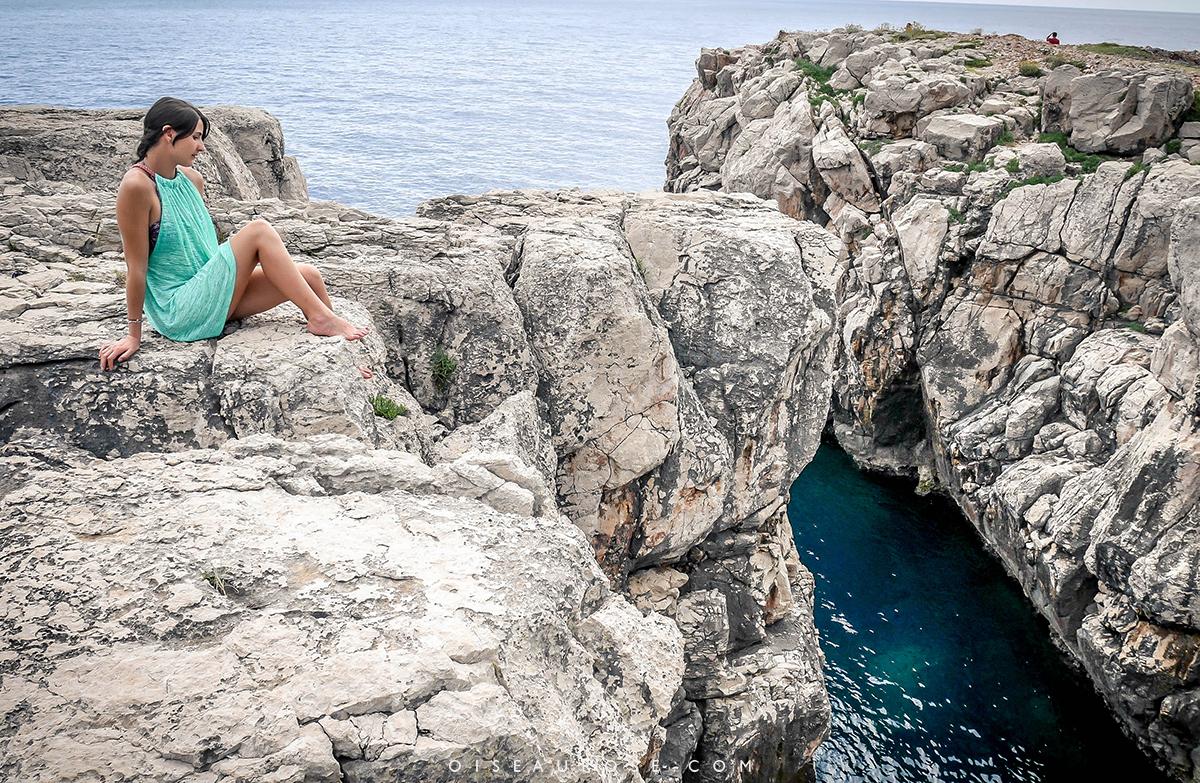 Lokrum-Dubrovnik-falaise-camille