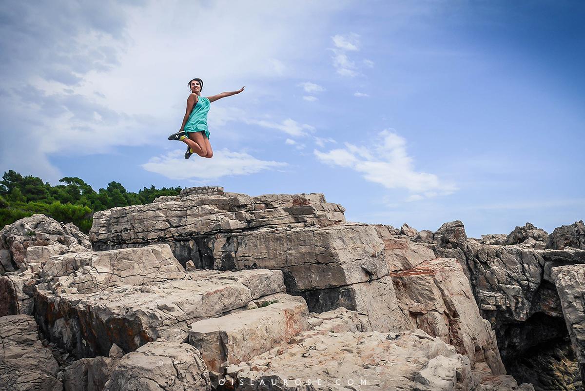 Lokrum-jump