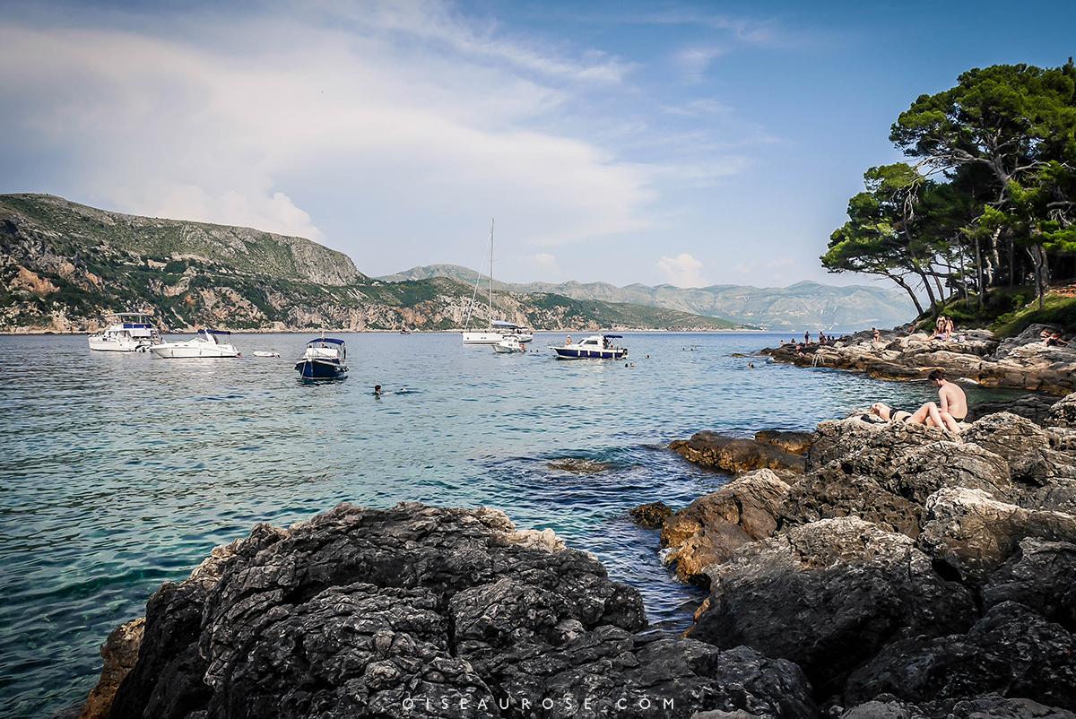 Lokrum-mer-adriatique