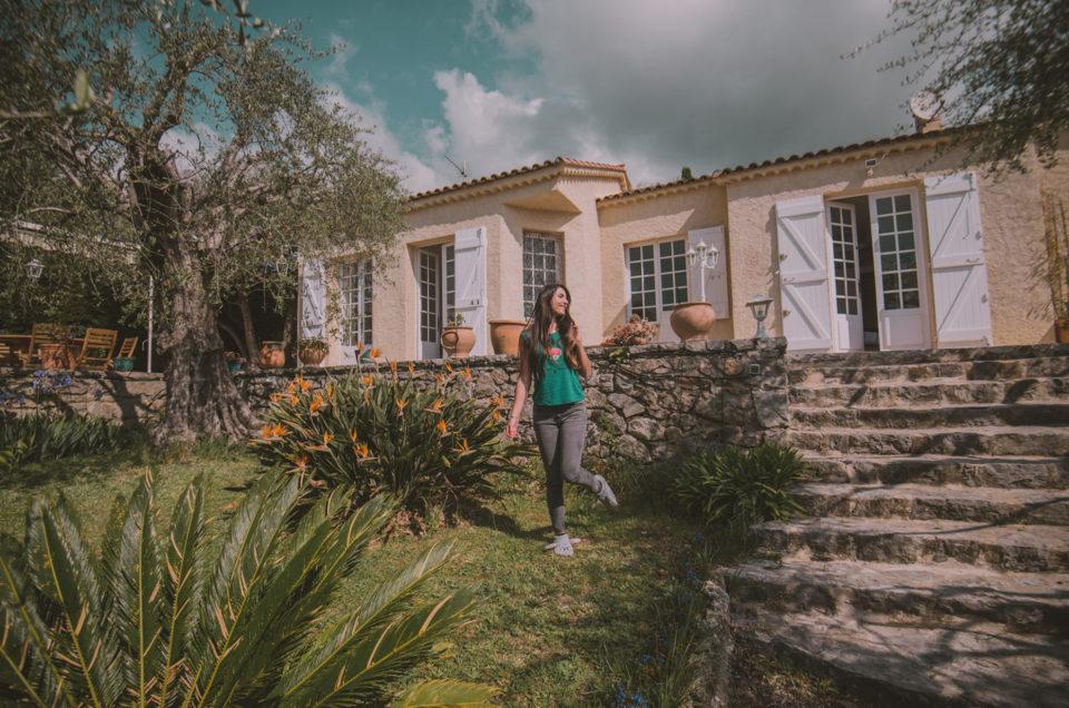 Un weekend au calme sur la Côte d'Azur grâce à HomeExchange