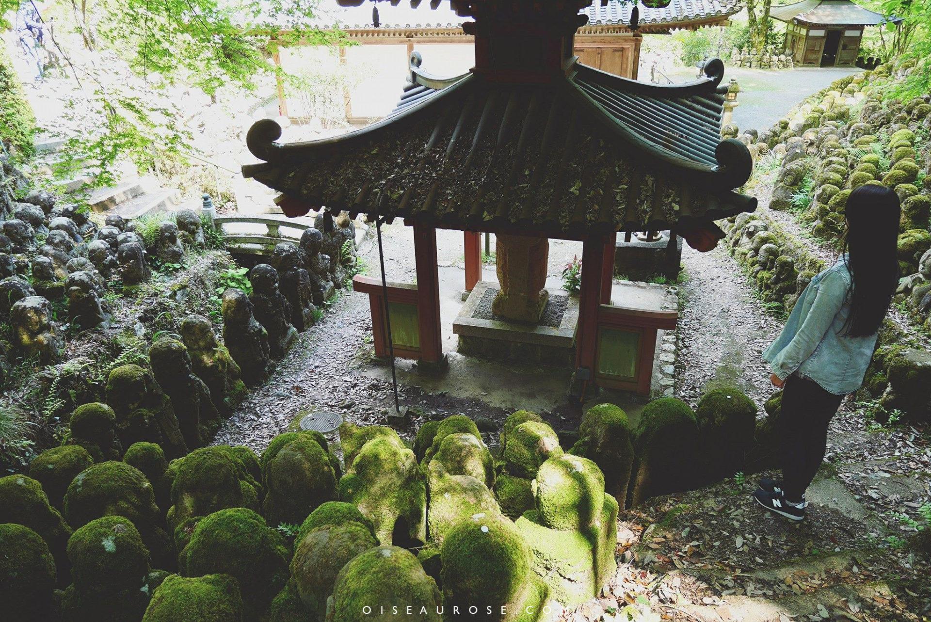 temple otagi nenbubtsu-ji
