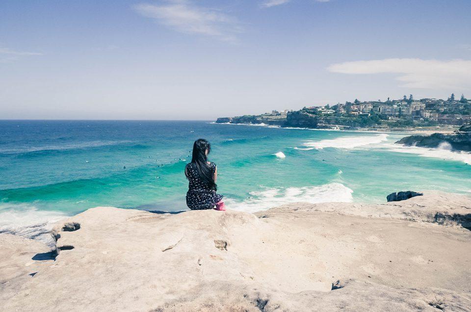 Bondi Beach, la fabuleuse plage de Sydney !