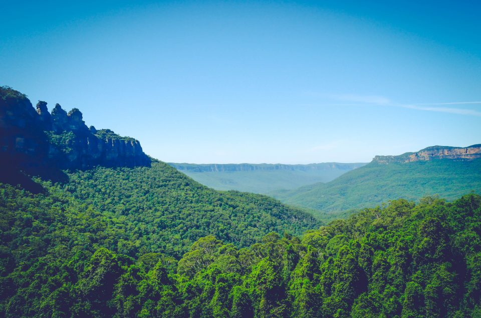 Les Blue Mountains, belle escapade près de Sydney