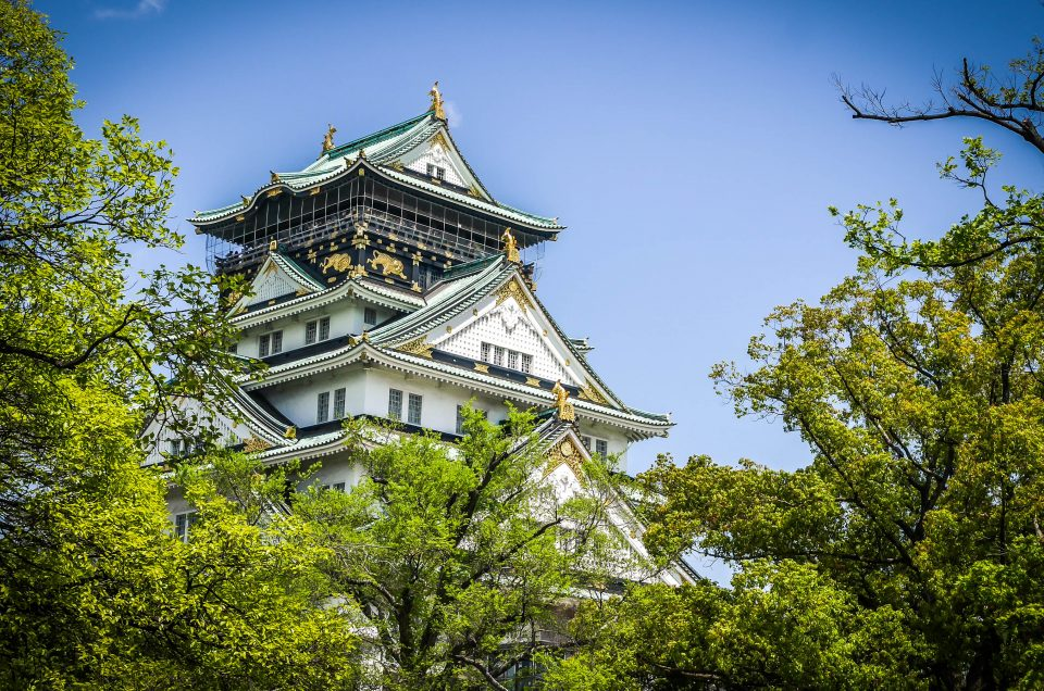 Osaka, la ville un peu rebelle du Japon !