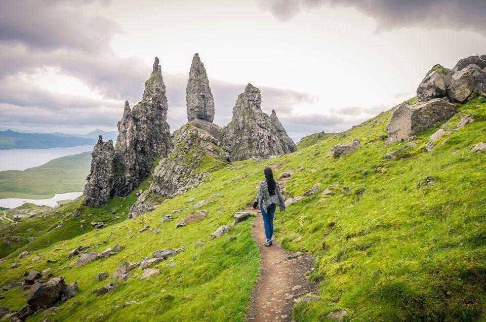 L'île de Skye et ses deux points de vue incontournables !