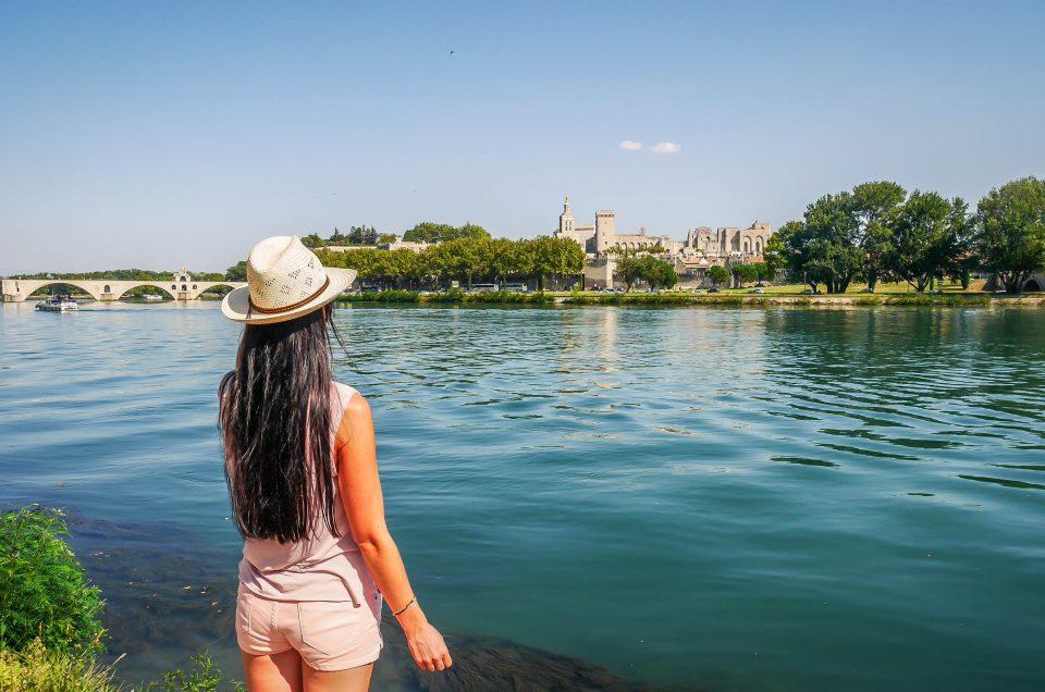 24h pour découvrir la jolie ville d'Avignon !