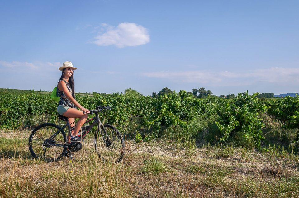 J'ai testé, la Provence à Vélo !