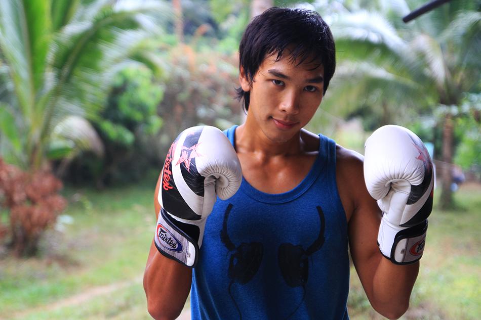 Un stage de Muay Thai en Thailande