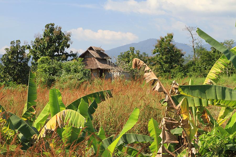 La ville de Pai en Thailande