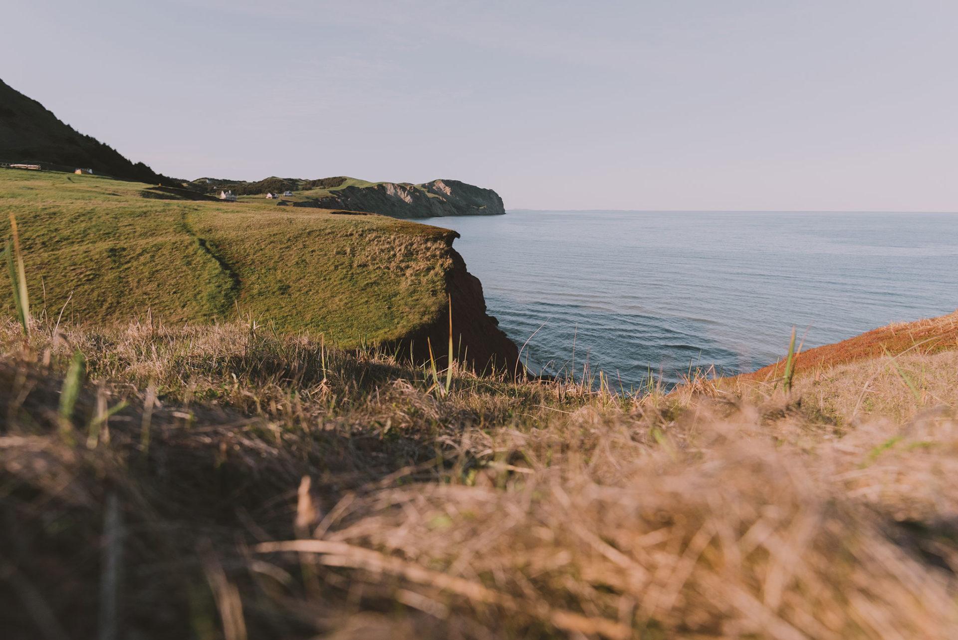 Paysages îles de la madeleine