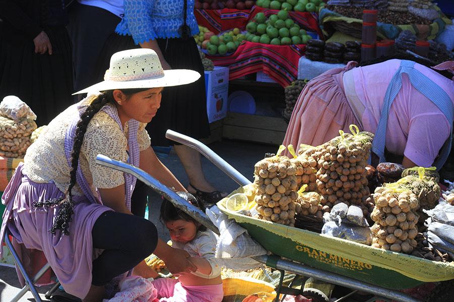 Population-bolivie