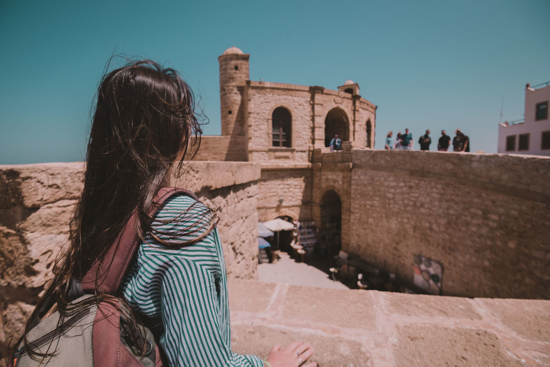 Les remparts d'Essaouira