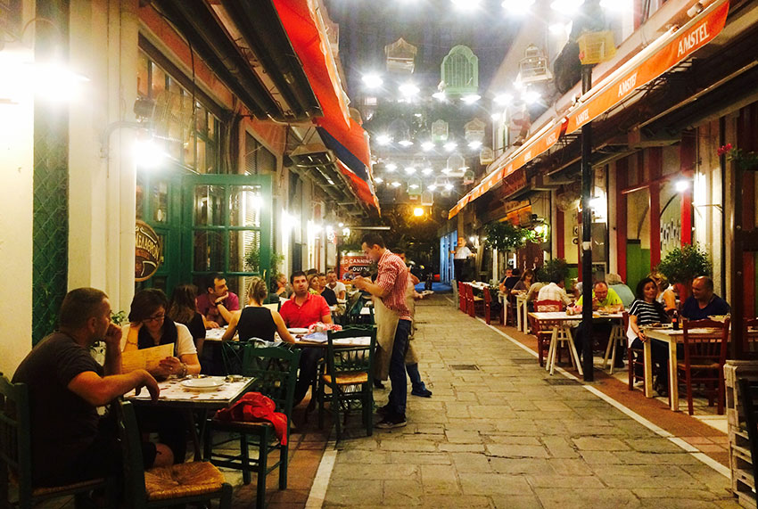 Restaurant-Thessaloniki