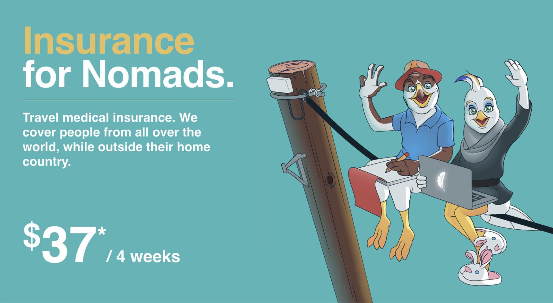 Avis sur assurance pour nomades digitaux SafetyWing