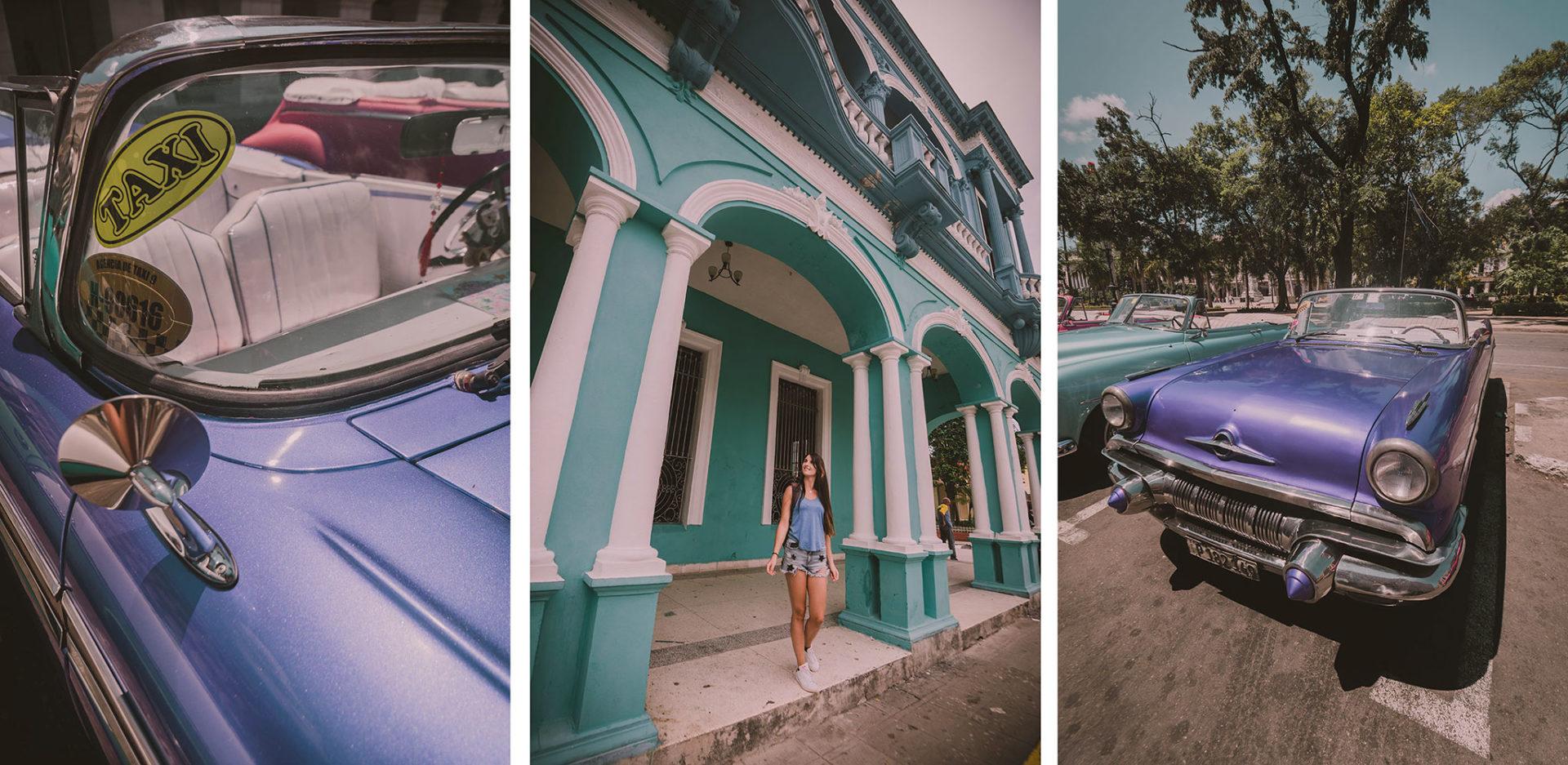 Rues de la Havane, voyage