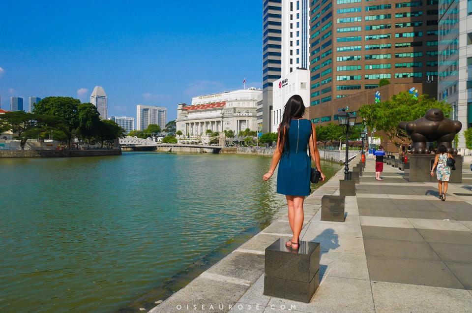 Singapour trois jours pour d couvrir la ville l for Ask yourself why la piscine